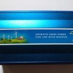 เครื่องแปลงไฟรถเป็นไฟบ้าน Pure Sine Wave - Best Power 300W
