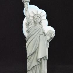 เทพีเสรีภาพ นิวยอร์ก สหรัฐอเมริกา