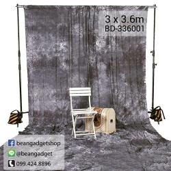 ฉากถ่ายรูป Cotton 3 x 3.6m / 9.8 x 11.8ft BD-336001 photography studio video tie dyed backdrop background screen