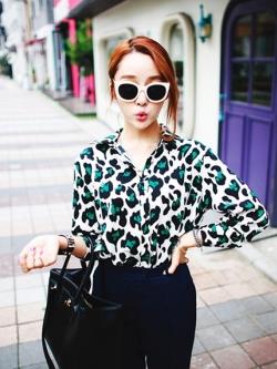 เสื้อเชิ้ต Leopard