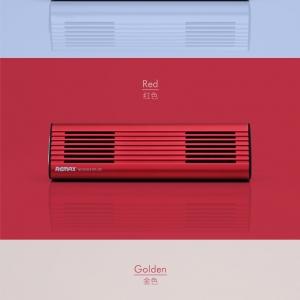 ลำโพงบลูทูธ Remax M3 เล็ก กระทัดรัด เสียงดังฟังชัด - Red แดง