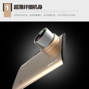 กล้องติดรถยนต์ Remax CX-01 1080P Car Dashboard Camera - Gold สีทอง