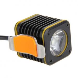 ไฟจักรยาน ไฟท้าย ไฟหน้าจักรยาน LED OOP CREE XM-L T6 USB สว่าง 400 Lumens 4 mode S3 - White สีขาว