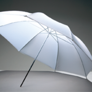ร่มทะลุ ไฟสตูดิโอ 33 นิ้ว inch GODOX Diffuser Translucent Umbrella - Black