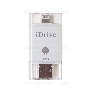 iDrive iReader 64G iPhone Android laptop smart phone External memory expansion OTG