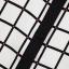 เสื้อเชิ้ตชีฟองลายตาราง สีดำ(Black) thumbnail 3
