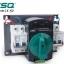 ATS CSQ เอทีเอสสวิทช์ สวิตช์เปลี่ยนแหล่งจ่ายไฟฟ้าอัตโนมัติ (CSQ Automatic Transfer Switch) 220V 1 phase 32A thumbnail 1