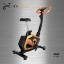 จักรยานนั่งปั่นออกกำลังกาย ในบ้าน ระบบแม่เหล็ก รุ่น ex-02 สีดำ-ส้ม Glossy thumbnail 3