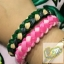 100% Silicone Loom Bands สีเบจ 600 เส้น ( # 23 ) thumbnail 3