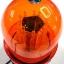 ไฟไซเรนติดหลังคา LED 100 ดวง เลนส์สีส้ม thumbnail 4