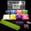 ชุดอุปกรณ์ถักซิลิโคน DIY Colorful Set (C Set) thumbnail 2