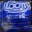 100% Silicone Loom Band สีฟ้าอมน้ำเงิน 600เส้น ( # 31 ) thumbnail 2