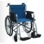 รถเข็นผู้ป่วยพับได้ วัสดุทำด้วยอลูมิเนียมนำหนักเบารุ่น TWC-58002 thumbnail 1