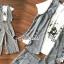 เสื้อผ้าเกาหลี พร้อมส่ง เสื้อคลุมกับกางเกงทรงปล่อย thumbnail 4