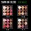 Sivanna Colors Velvet Eyeshadow HF4002 ซิเวียนา อายแชโดว์ ของแท้ thumbnail 1