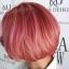 rose gold hair color thumbnail 1