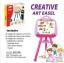 กระดานแม่เหล็ก First Classroom - Creative Art Easel – Pink(1109B) / Yellow(1109A) thumbnail 1