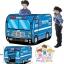 เต็นท์ รถตำรวจ สีน้ำเงิน/ฟ้า พร้อมลูกบอล 50 ลูก **Police Car design Play House with Ball 50 thumbnail 2