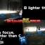 ไฟหน้า LED ขั้ว H7 Cree 2 ดวง 30W Turbo V16 thumbnail 4