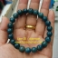 หินนำโชคบลู อพาไทต์ (Blue Apatite) หินมงคลแท้ 100% เกรดเอ ราคาถูก thumbnail 1