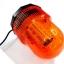 ไฟไซเรนติดหลังคา LED 100 ดวง เลนส์สีส้ม thumbnail 3