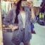Set MiNi L O V E เสื้อสูท+กางเกง thumbnail 1