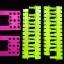 """ชุดอุปกรณ์ถักซิิลิโคน DIY Loom Bands Bracelets """" New Value Set 939 """"( V Set) thumbnail 7"""