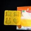 แม่พิมพ์ lollipop คละลาย แมว หมี กระต่าย หัวใจ