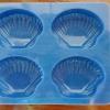 แม่พิมพ์ซิลิโคน รูปหอยเชลล์ 4 ช่อง