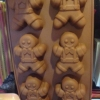 แม่พิมพ์ รูป gingerbread