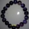 อาเกต (Agate) หรือ หินโมรา หินมงคลสีม่วง