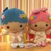 ตุ๊กตาลิตเติ้ล ทวินสตาร์ Little Twin Stars ขนาด 7 นิ้ว (ราคาต่อคู่)