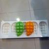 แม่พิมพ์ รูปมะม่วงผ่า 5หลุม(110 g)