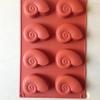 แม่พิมพ์ซิลิโคน หอย 8 ช่อง 45 g