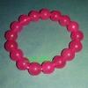 สร้อยข้อมือพิงค์ทูมาลีน (Pink Tourmaline) หินมงคลประจำวันเกิด วันอังคาร