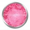 mica สีชมพูอมแดงเข้ม Red Pink 30g