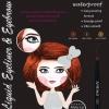 Niriko Liquid Eyeliner & Eyebrow Pen 2 in 1 Waterproof No. N108
