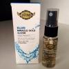 น้ำแร่ทองคำ Miracle Gold water Elize (ขนาดพกพา) 20 ml.