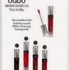 Odbo Tint Lipstick โอดีบีโอติ้นท์ ฝาเงิน OD523 เกรดพรีเมี่ยม 4 โทนสี ของแท้