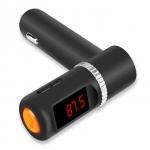 Bluetooth car charger รุ่น Twincharger จ่ายไฟ 4.2A! ส่งฟรี EMS