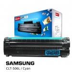 ตลับหมึกเลเซอร์สีน้ำเงิน Samsung CLT-C506S (CYAN) Compute Toner Cartridge