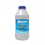 น้ำหมึกเติม (Refill Inkjet) คอมพิวท์ For EPSON L100/200/800 ฟ้าอ่อน 1000CC