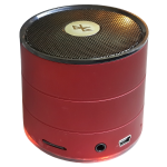 Compute ลำโพง Speaker Bluetooth A1022 (Red)