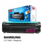 ตลับหมึกเลเซอร์สีแดง Samsung CLT-M506S (Magenta) Compute Toner Cartridge