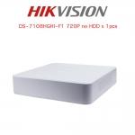 กล้องวงจรปิด Hikvision Turbo HD HDTVI Camera DS-7108HGHI-F1 HD720P 1MP