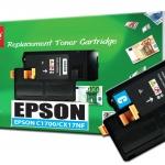 ตลับหมึกเลเซอร์ EPSON C13S050613 (Cyan) Compute (Toner Cartridge)