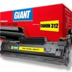ตลับหมึกเลเซอร์ Giant Canon 312, 325, 712, 725 (Toner Cartridge)