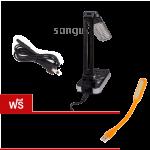 โคมไฟแอลอีดี LED Table Lamp Desktop Lamp Yage YG-3986 - Black สีดำ