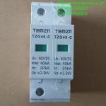 DC Solar Surge 600V