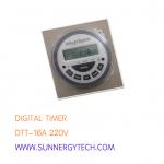 Digital Timer(นาฬิกาตั้งเวลา) แบบ DTT ขนาด 16A 220V